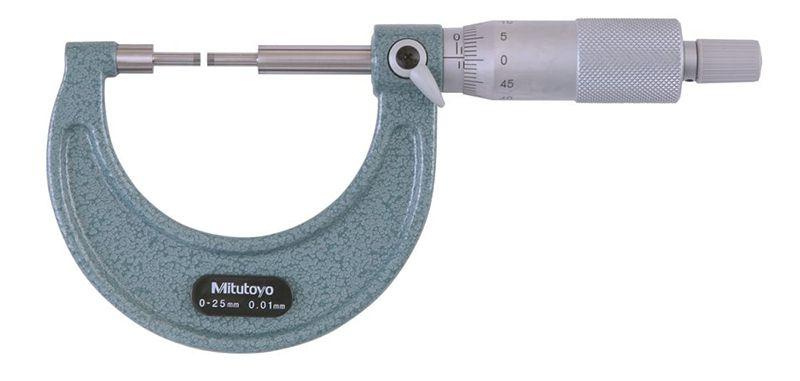 Dòng panme đo ngoài cơ khí Spline series 111-115 Mitutoyo