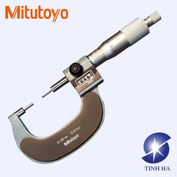 Spline Micrometers 111, 131