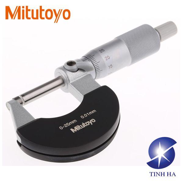 Dòng panme đo ngoài cơ khí Mitutoyo series 102