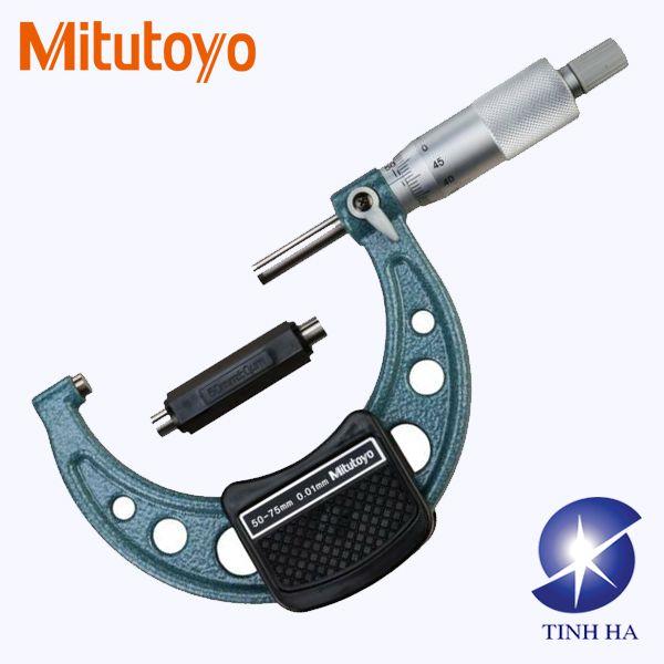 Dòng Panme đo ngoài cơ khí Mitutoyo series 103