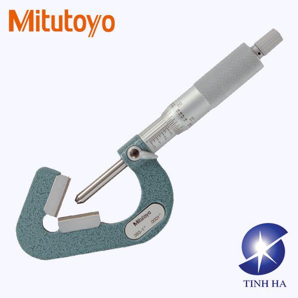 Dòng Panme đo ngoài cơ khí V-Anvil series 114 Mitutoyo