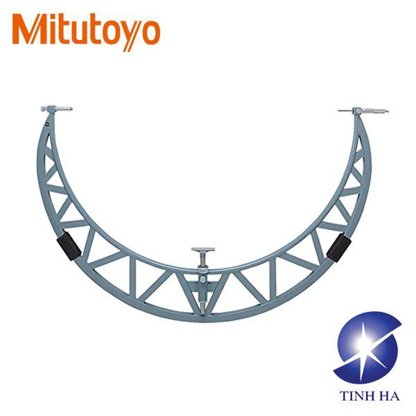 Dòng Panme đo ngoài cơ khí Mitutoyo series 105