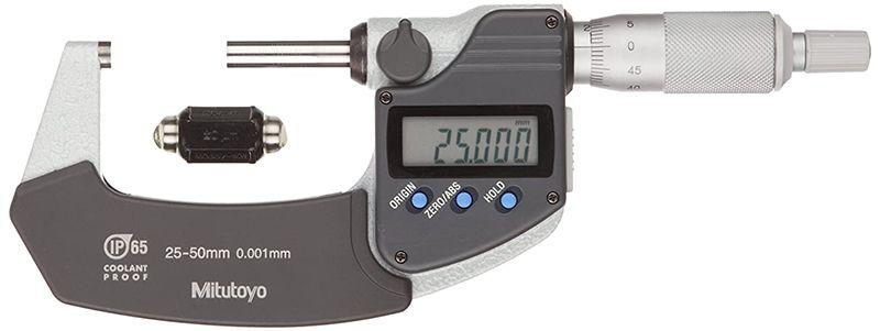 Dòng Panme đo ngoài Coolant Proof series 293 Mitutoyo