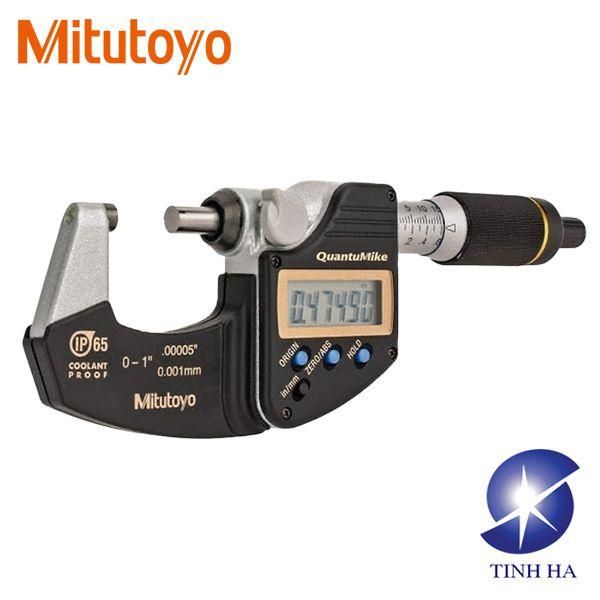 Dòng Panme đo ngoài điện tử QuantuMike series 293 Mitutoyo