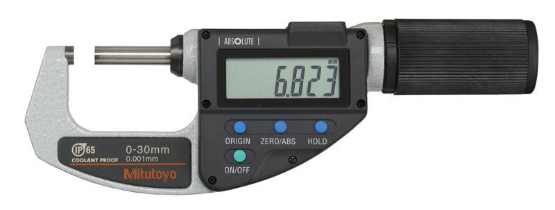 Panme đo ngoài điện tử Quickmike series 293-666-20 - IP65 Mitutoyo