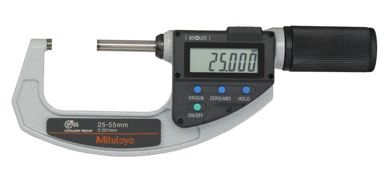 Panme đo ngoài điện tử Quickmike series 293-667-20 - IP65 Mitutoyo