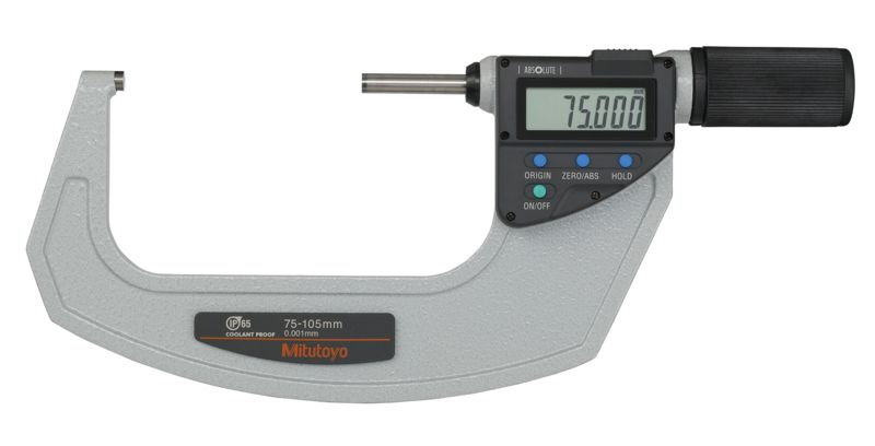 Panme đo ngoài điện tử Quickmike series 293-669-20 - IP65 Mitutoyo