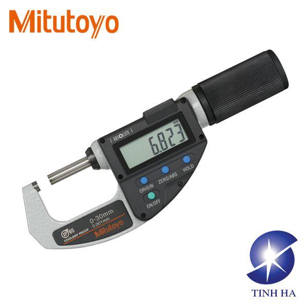 Quickmike Series 293 - IP65 ABSOLUTE Digimatic Micrometers
