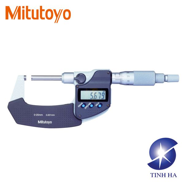 Digimatic Outside Micrometers Series 406