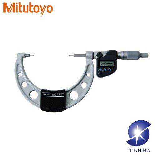 Spline Micrometers Series 331