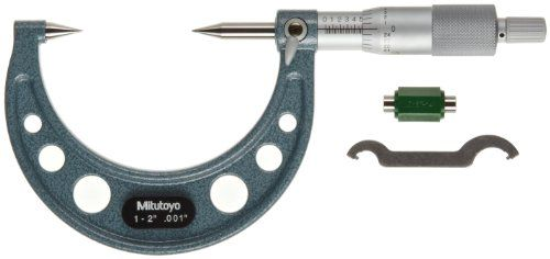 Dòng Panme cơ khí kiểu đầu kẹp nhọn series 112-189 Mitutoyo
