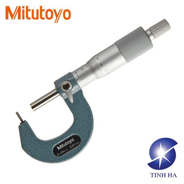 Dòng panme đo ống series 115, 295 Mitutoyo
