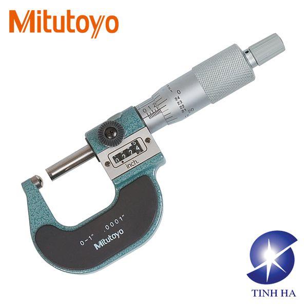 Tube Micrometers Series 115, 295