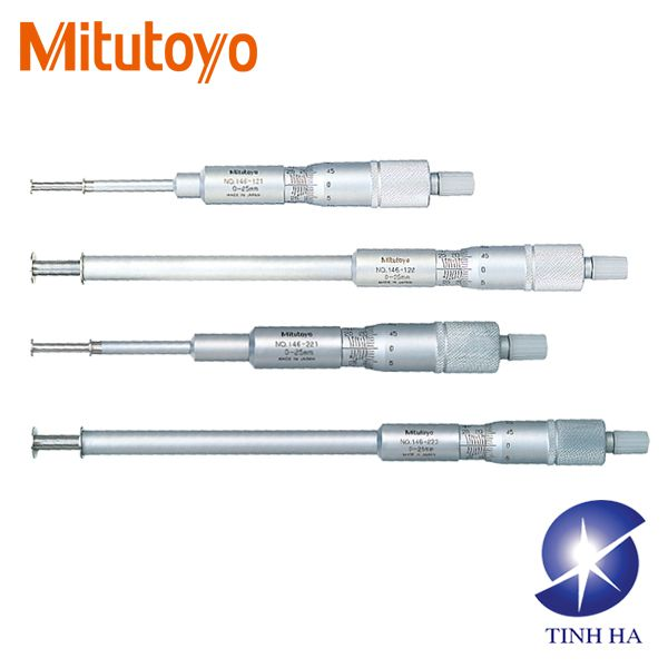 Panme đo rãnh Mitutoyo series 146