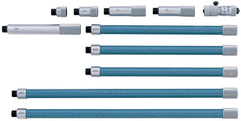 Panme cơ khí đo đường kính trong Mitutoyo series 137-205