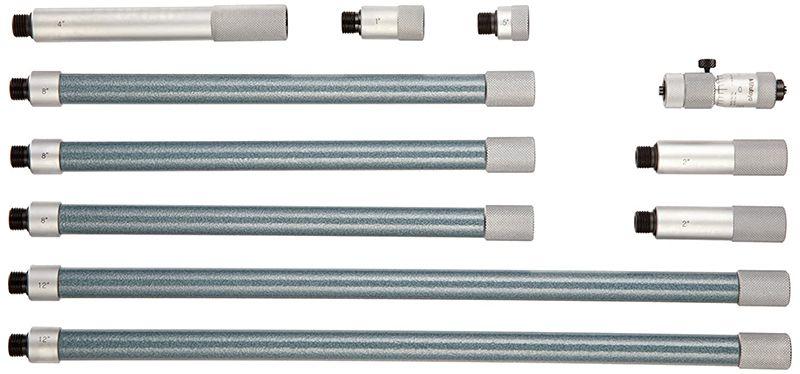Panme cơ khí đo đường kính trong Mitutoyo series 137-212
