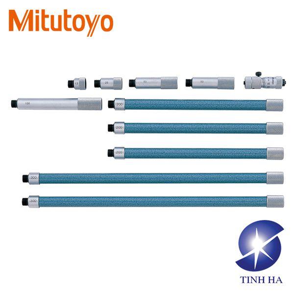 Panme cơ khí đo đường kính trong Mitutoyo series 137