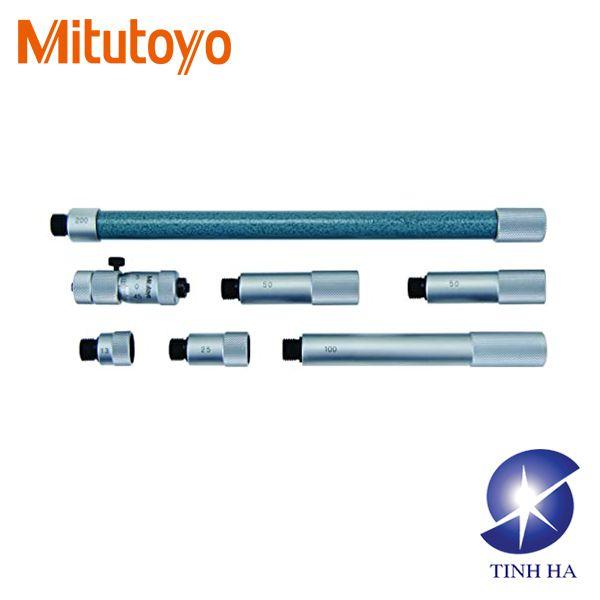 Tubular Inside Micrometers Series 137 - Extension Rod Type
