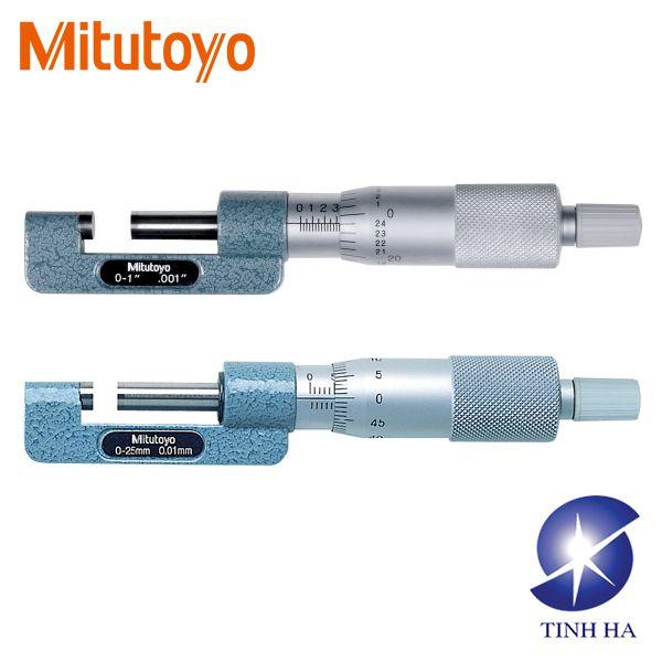 Dòng Panme đo trục bánh răng Mitutoyo series147