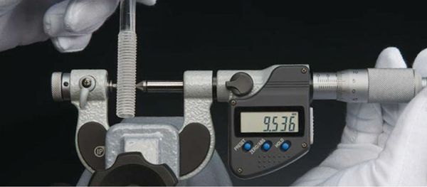 Dòng Panme điện tử đo trục vít series 326 Mitutoyo