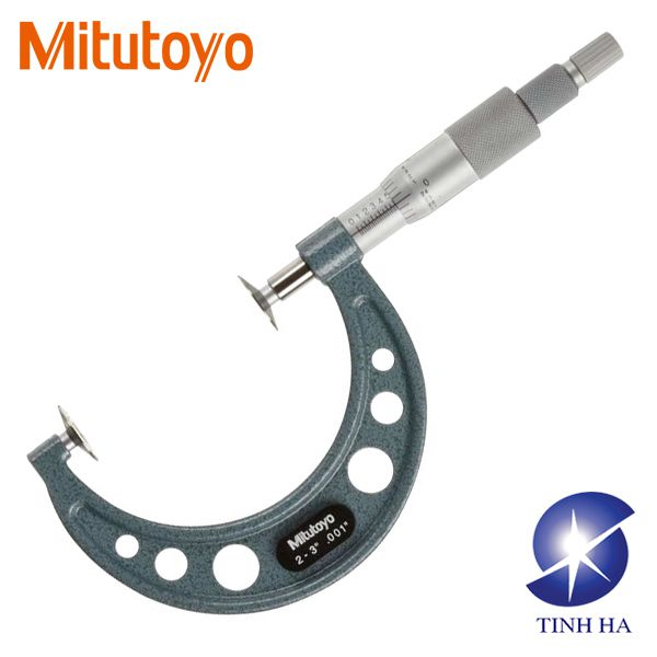 Mitutoyo Disk Micrometers Series 169