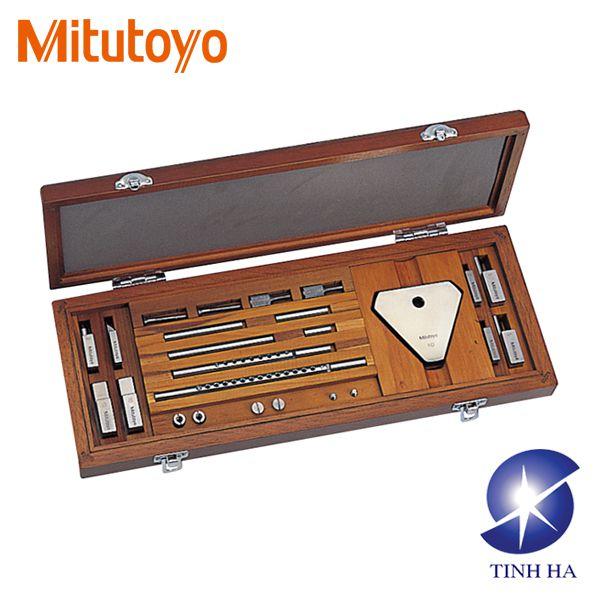 Phụ kiện cho bộ căn mẫu hình vuông Mitutoyo