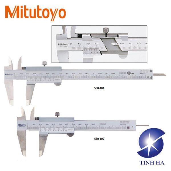 Thước cặp cơ khí tiêu chuẩn Mitutoyo series 530