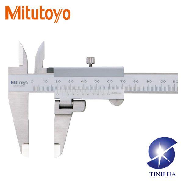 Thước cặp cơ khí mỏ kẹp di động Mitutoyo 536-212