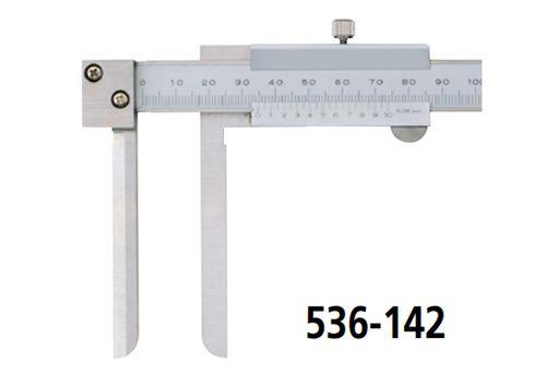 Dòng thước cặp đo trong cơ khí Mitutoyo series 536-142
