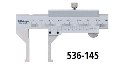 Dòng thước cặp đo trong cơ khí Mitutoyo series 536-145
