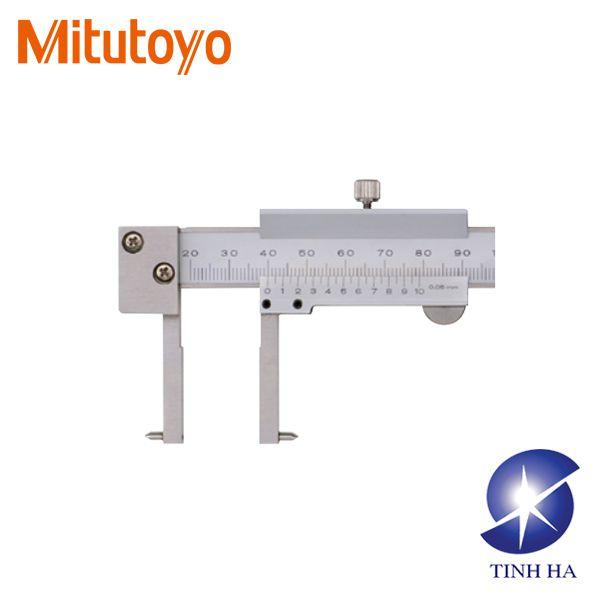 Dòng thước cặp đo trong cơ khí Mitutoyo series 536