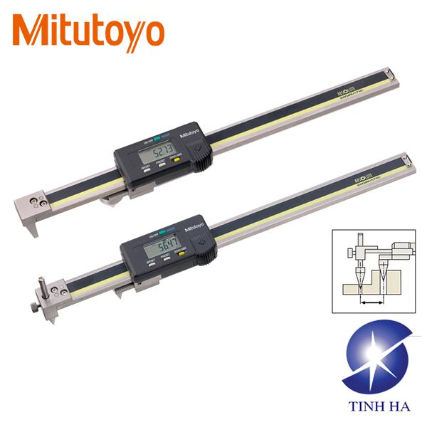 Dòng thước cặp ABSOLUTE Back-Jaw Centerline series 573 Mitutoyo
