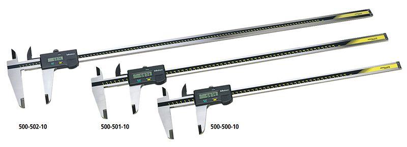 Dòng thước cặp điện tử Long ABSOLUTE series 500 Mitutoyo