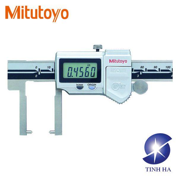Dòng thước cặp đo điện tử cổ trục series 573 Mitutoyo