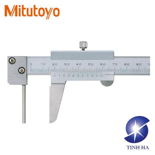 Thước cặp đo độ dày ống cơ khí 536-161 Mitutoyo