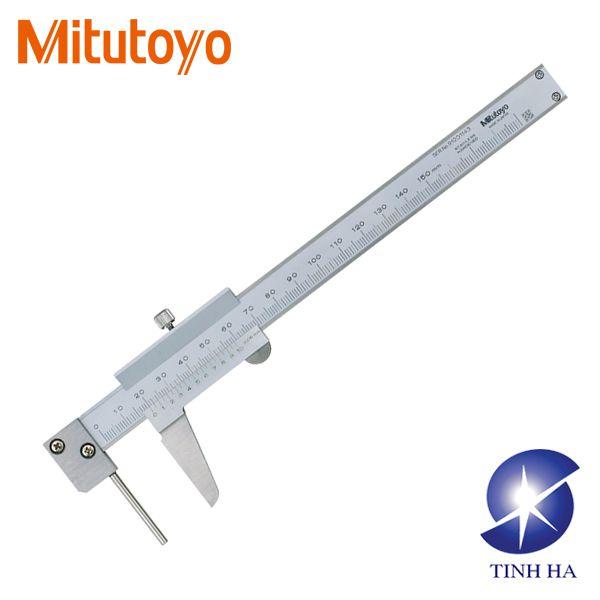 Tube Thickness Caliper Series 536-161