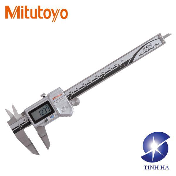 Dòng thước cặp mỏ kẹp kiểu lưỡi mỏng điện tử series 573 Mitutoyo