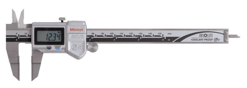 Dòng thước cặp mỏ kẹp kiểu lưỡi mỏng điện tử series 573-734-20 Mitutoyo