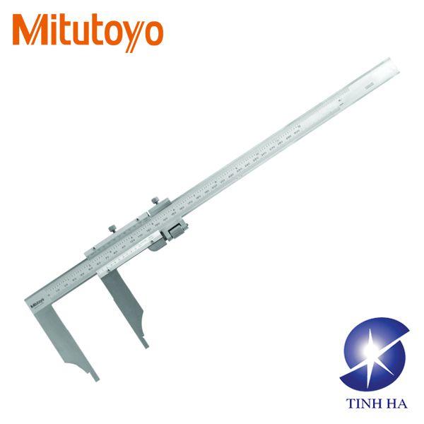 Dòng thước cặp mỏ kẹp dài cơ khí series 534