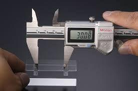 Dòng thước cặp mỏ kẹp đầu nhọn điện tử Mitutoyo series 573