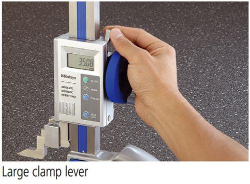 Thước đo cao điện tử ABSOLUTE series 570 Mitutoyo - Loại thiết kế tối ưu