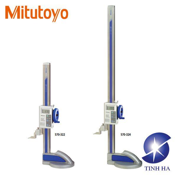 Dòng thước đo cao điện tử ABSOLUTE series 570 Mitutoyo
