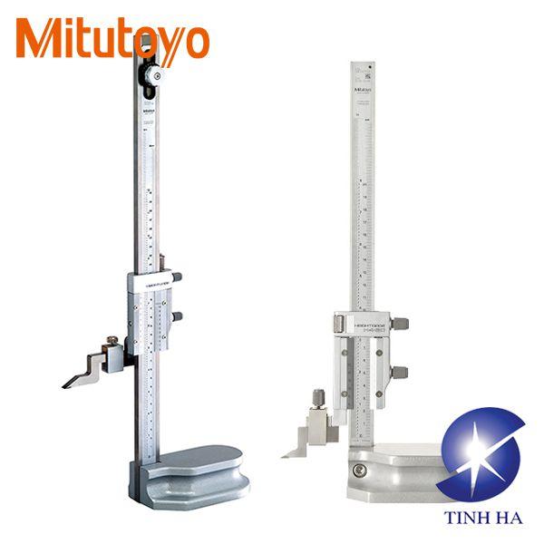 Dòng thước đo cao du xích Mitutoyo series 514, 506