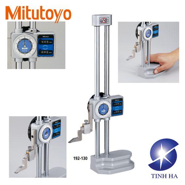 Dòng thước đo cao mặt đồ hồ số Mitutoyo series 192