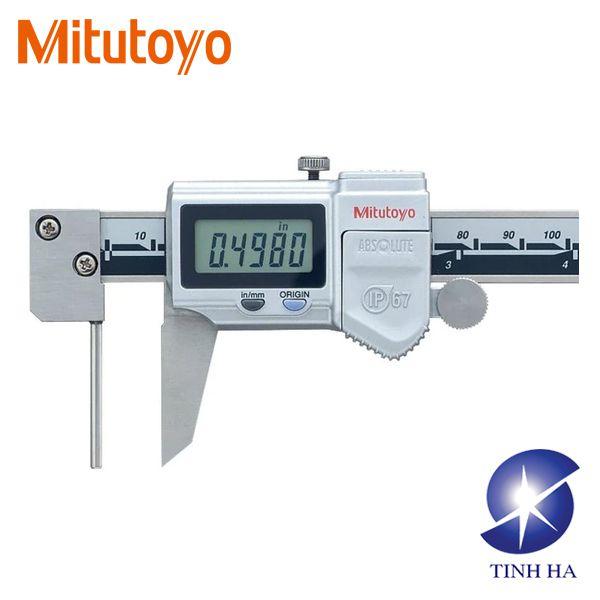 Dòng thước cặp điện tử đo độ dày ống series 573 Mitutoyo