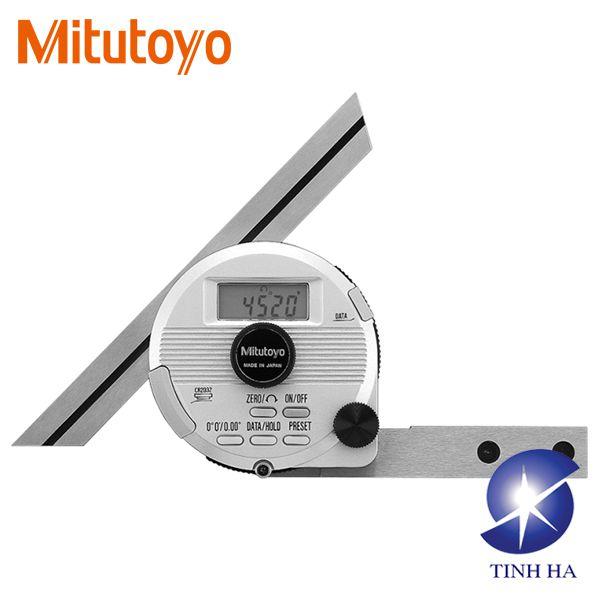 Thước đo góc điện tử Mitutoyo series 187