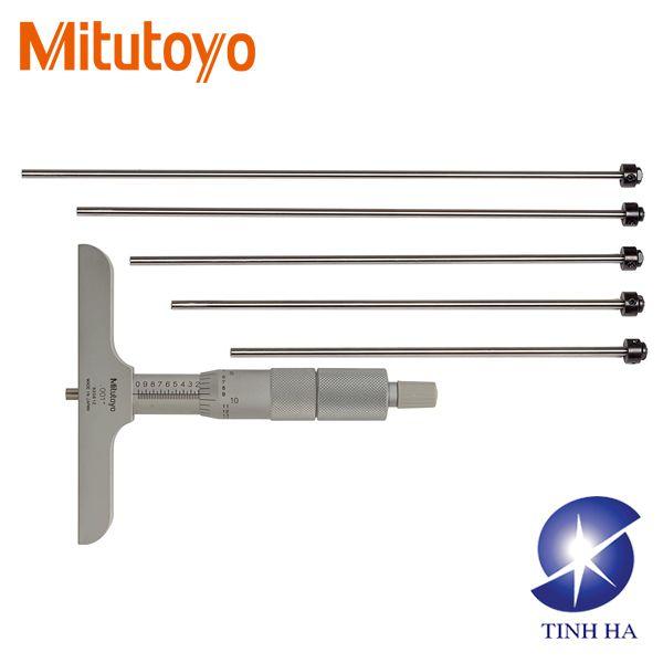 Dòng thước đo sâu cơ khí series 129 Mitutoyo