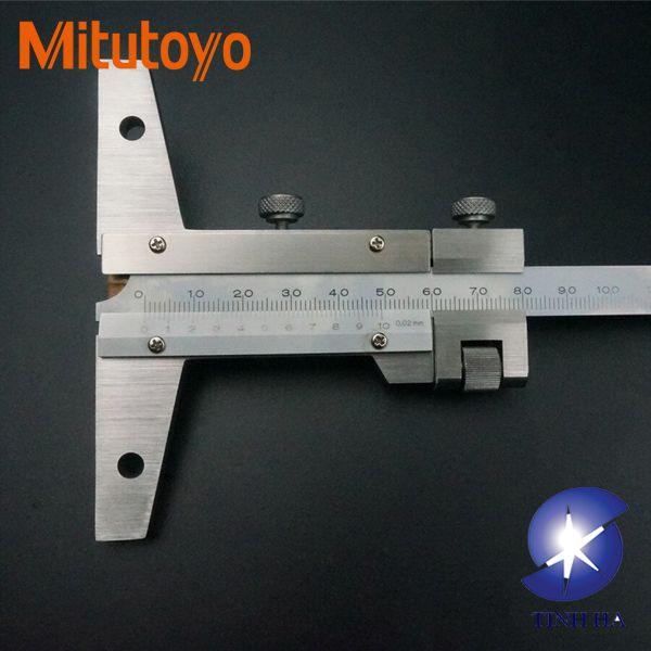 Dòng thước đo sâu cơ khí Mitutoyo series 527