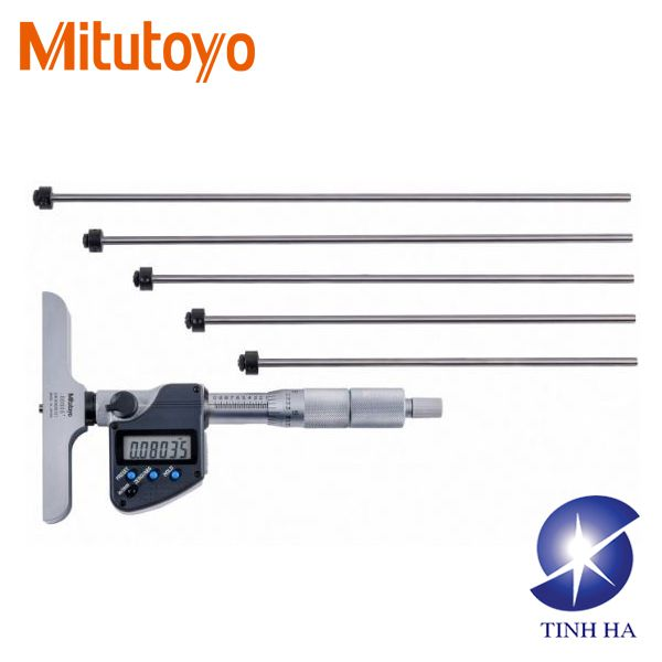 Dòng thước đo độ sâu điện tử Mitutoyo Series 329
