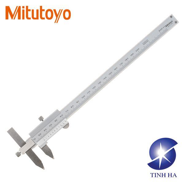 Dòng thước kẹp du xích Offset Centerline 536 Mitutoyo